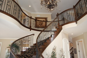 Orland Park Realtors Staircase